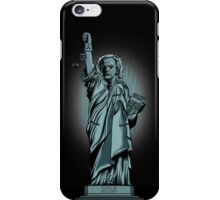 Statue of Time iPhone Case/Skin