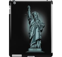 Statue of Time iPad Case/Skin