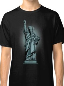 Statue of Time Classic T-Shirt