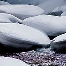 Snowy Pillows by phil decocco