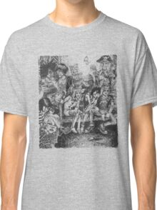 Wretched Hive of Trendies Classic T-Shirt