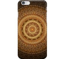 Mandala. Ornamental pattern. iPhone Case/Skin