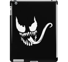 Venom face iPad Case/Skin