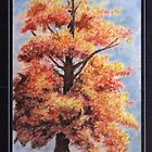 oak tree by sneha