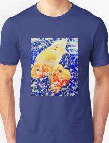 Pair of Parrot Cichlids T-Shirt