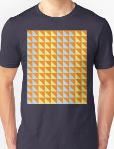 Fun Colors Pattern - Orange, Blue, Yellow T-Shirt