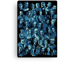 Breaking Bad Reunion Canvas Print
