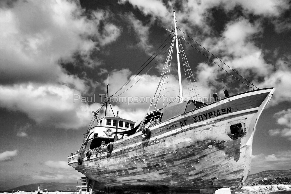 Shipwrecked by Paul Thompson Photography