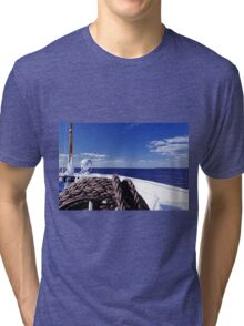 Sailing Forward Tri-blend T-Shirt