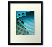 It's Vegas Baby #4 Framed Print