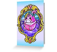 Happiny Greeting Card