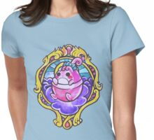 Happiny Womens Fitted T-Shirt