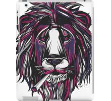 Smoke Lion iPad Case/Skin