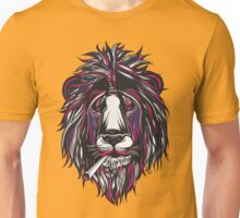 Smoke Lion Unisex T-Shirt