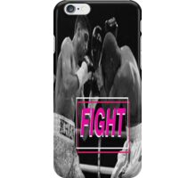 Boxing - Fight iPhone Case/Skin