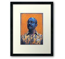 Tobias Framed Print