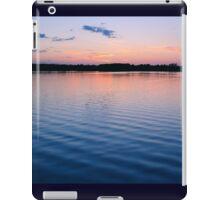 Sunset over River iPad Case/Skin
