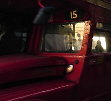 Routemaster, A day in London by blossomandtea
