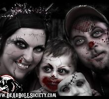 Erica's DeAd DoLL Family by DeAdDoLLSociety