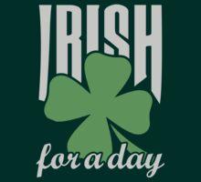 Irish for a day by nektarinchen