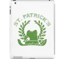 St. Patrick's day iPad Case/Skin