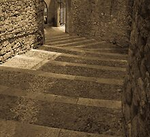 Stairs by geolica