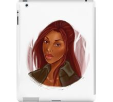 Sleepy Hollow - Abbie Mills iPad Case/Skin