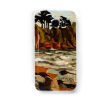 A Tramp Along the English Riviera. Samsung Galaxy Case/Skin