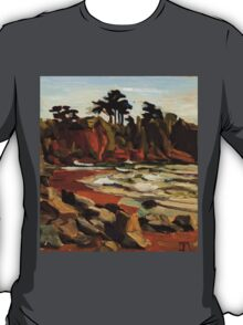 A Tramp Along the English Riviera. T-Shirt