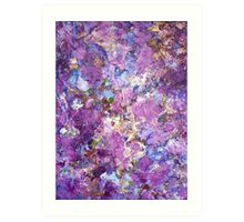 Blossoms on the Breeze Art Print