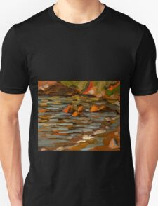 Early morning at Oyster Cove Unisex T-Shirt
