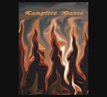 Campfire Dance, T-shirt by MaeBelle