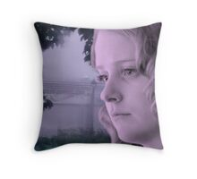 Lovely Lady 10 Throw Pillow
