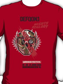 Defqon 1 2015 - No Guts No Glory - 1 T-Shirt