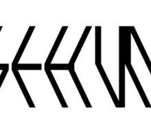 The Exo Luxion - SEHUN Sticker