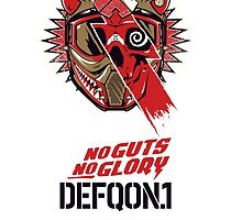Defqon 1 2015 - No Guts No Glory - 3 by juen3000
