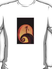 Nightmare wave - Skelleton T-Shirt