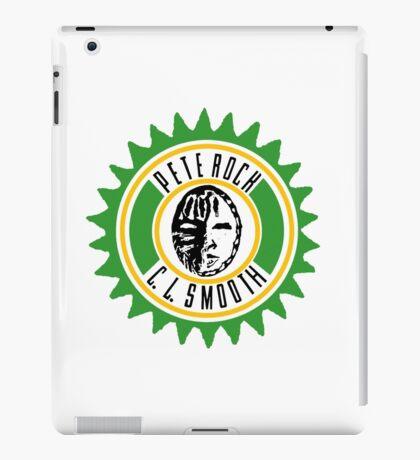Pete Rock & CL Smooth iPad Case/Skin