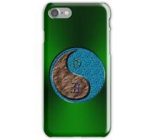 Taurus & Ox Yin Water iPhone Case/Skin