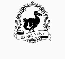Dodo: Expired 1693 Unisex T-Shirt