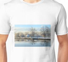Reflections on Thanksgiving Unisex T-Shirt