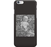 Buddha of Compassion 4 - Canvas Impression iPhone Case/Skin