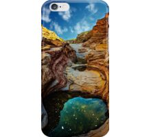 Ernst Canyon, Big Bend iPhone Case/Skin