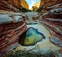 Ernst Canyon, Big Bend, Texas by va103