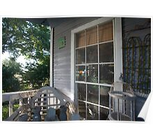 porch Poster