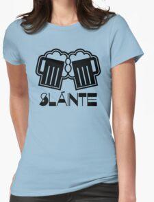 Sláinte Womens Fitted T-Shirt