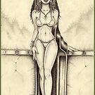 Aisha IV by Sean Phelan