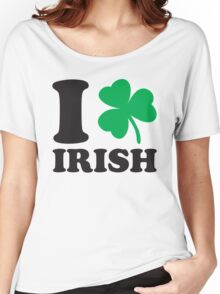 St. Patrick's day: I love Irish Women's Relaxed Fit T-Shirt