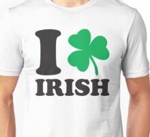 St. Patrick's day: I love Irish Unisex T-Shirt