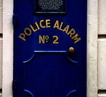 POLICE ALARM No 2 JERSEY  by karo